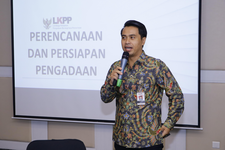 Foto: LKPP, 2019