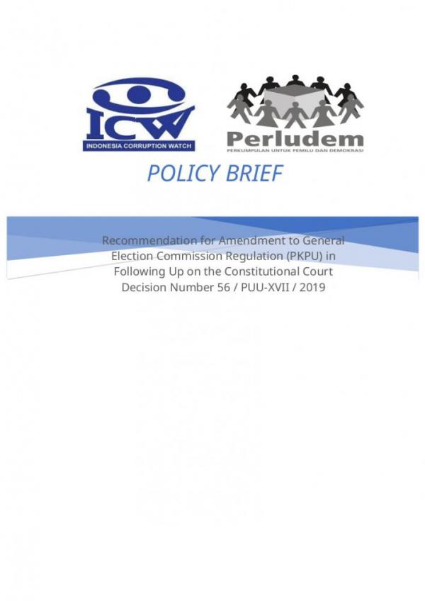 Policy Brief PKPU